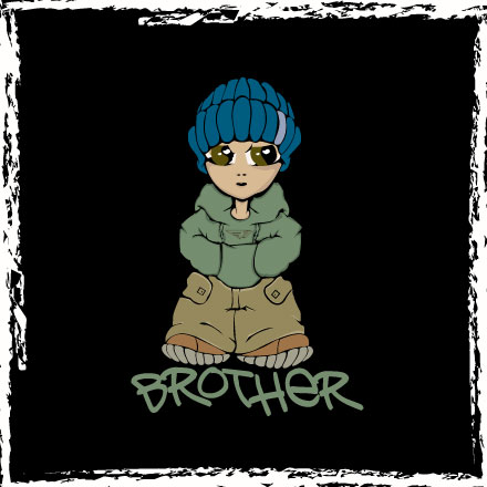 Brother - Classic T-Shirt